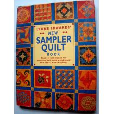 The new sampler quilt book