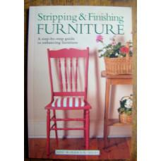 Stripping and Finishing Furniture (Mini Workbook)